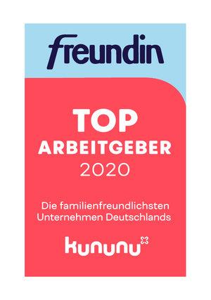 Gundlach ausgezeichnet als familienfreundlichster Arbeitgeber Deutschlands