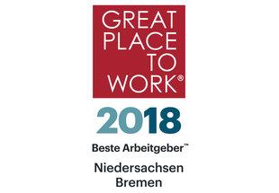Gundlach belegt 2. Platz: Great Place to Work® Wettbewerb