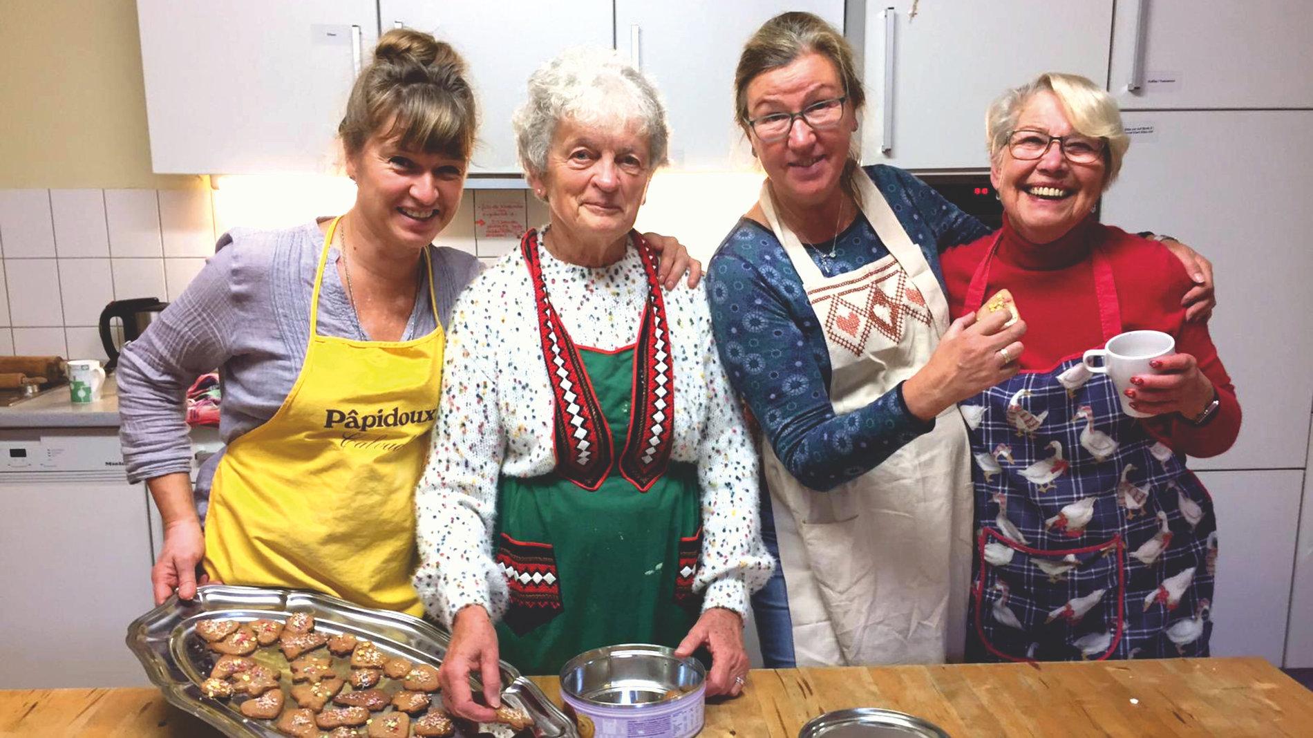 Gundlach Spielarkaden Weihnachtsbäckerei im Roderbruch