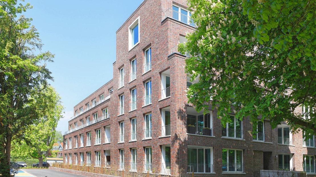 Wohnen am Maschsee Altenbekener Damm_Hannover Südstadt_Gundlach Bauträger