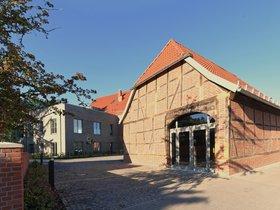 Aussenansicht_Raupert Hof_Denkmalgeschützte Scheune_Gundlach Hannover