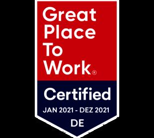 Gundlach belegt den 1. Platz: Great Place to Work® Wettbewerb