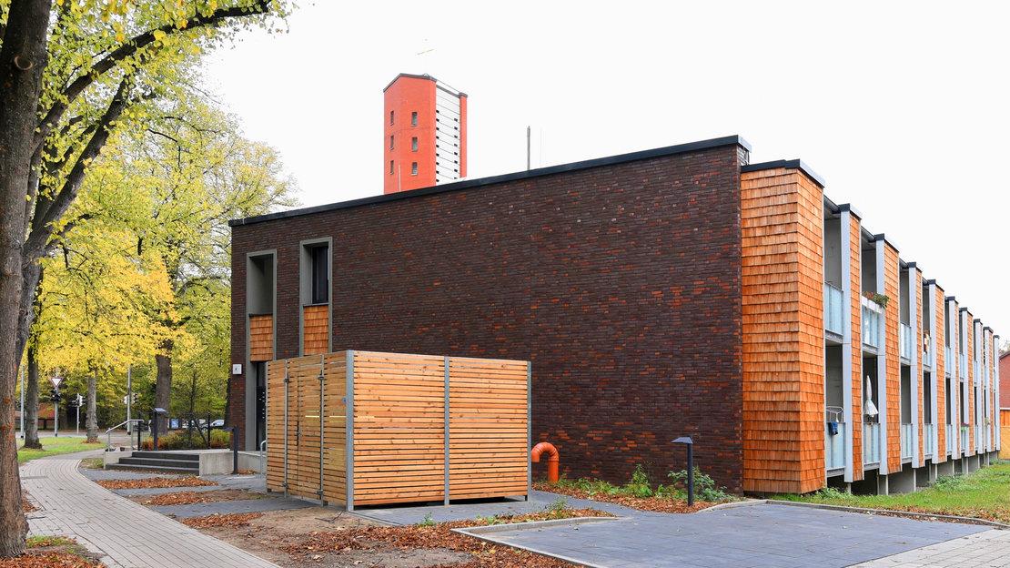 Gundlach Wohnen an der Matthiaskirche